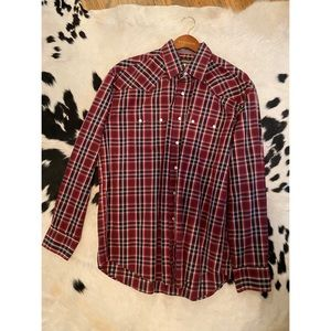 Stetson men's shirt, L